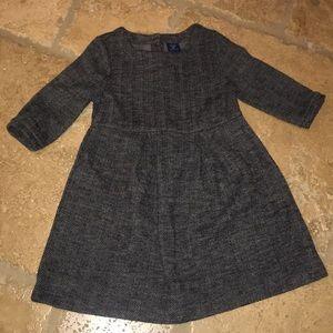 Baby Gap 4 Years Brown Dress